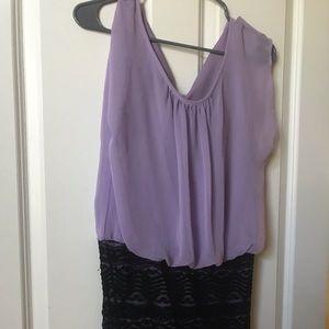 Short formal/semi formal dress. Medium
